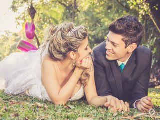 O casamento de Faby e Dirlan