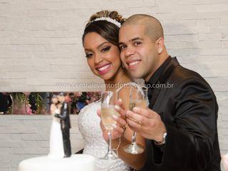 O casamento de Camila  e Rafael 1