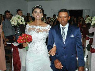 O casamento de Samara  e Márcio  3