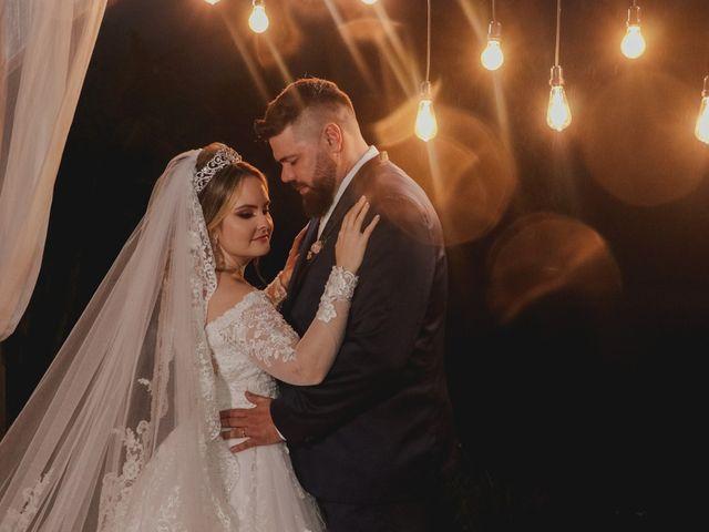 O casamento de Marcio e Kátia em São Bernardo do Campo, São Paulo 1