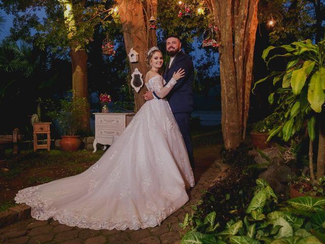 O casamento de Kátia e Marcio