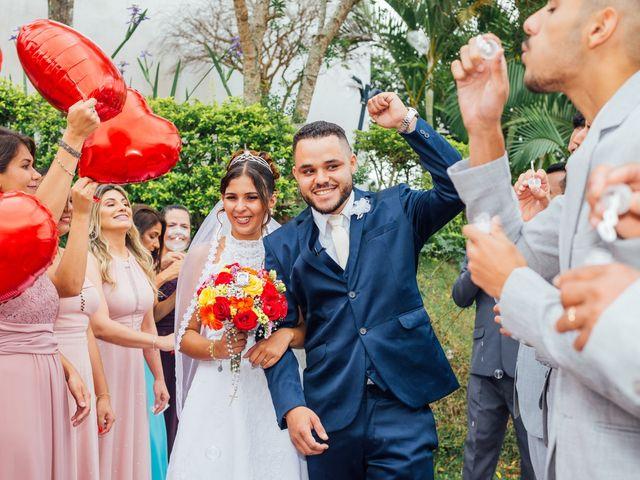 O casamento de Emily e Renan