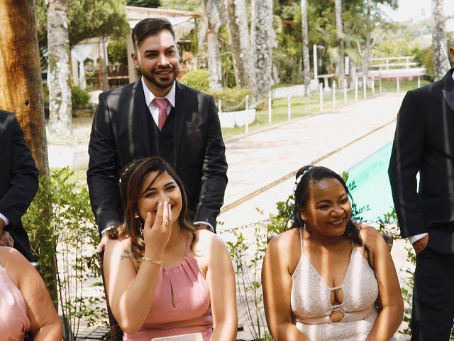 O casamento de Jovenisio e Camila em Mairiporã, São Paulo 58