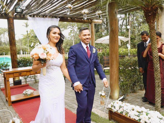 O casamento de Jovenisio e Camila em Mairiporã, São Paulo 67