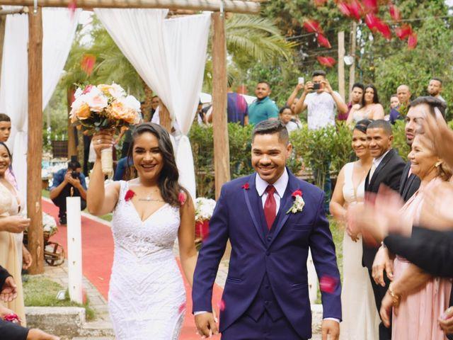 O casamento de Jovenisio e Camila em Mairiporã, São Paulo 69
