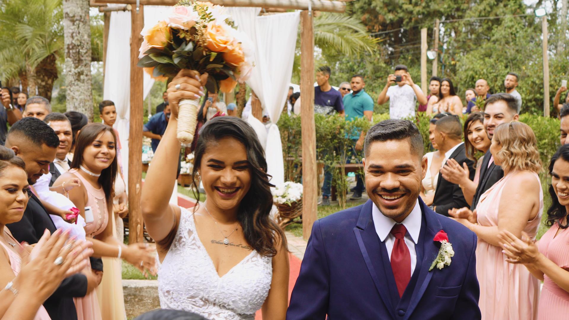 O casamento de Jovenisio e Camila em Mairiporã, São Paulo