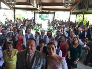 O casamento de Simone e Emerson