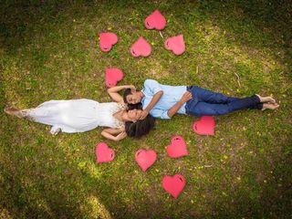 O casamento de Talita e Willis 2
