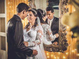 O casamento de Israel  e Eduarda