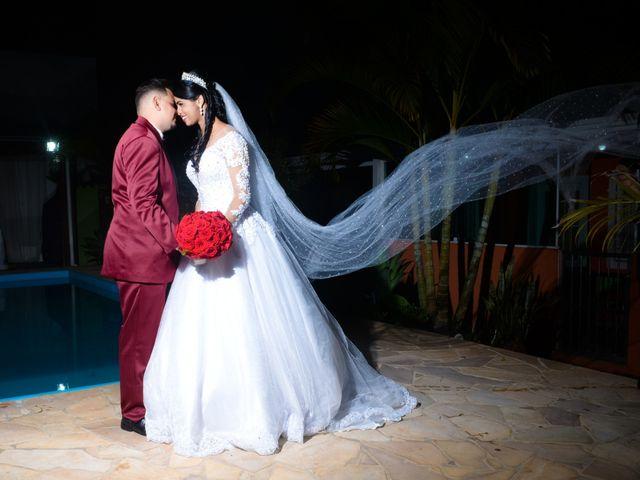 O casamento de Williane e Wallas