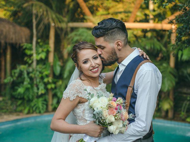 O casamento de Thiago e Débora em São Paulo, São Paulo 1