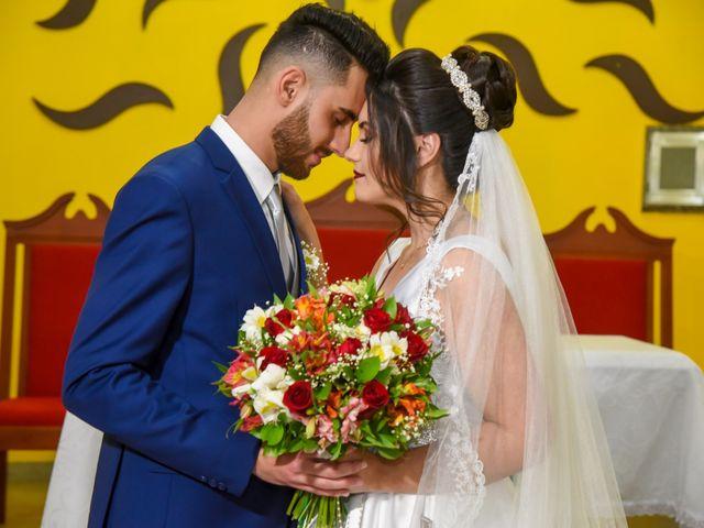 O casamento de Ingrid e Cesar