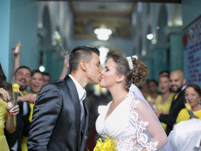 O casamento de Taize e Rodrigo