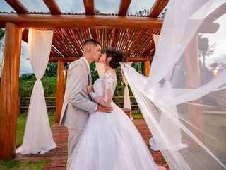 O casamento de Emilly e Miquéias