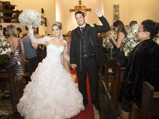 O casamento de Amanda e Halley