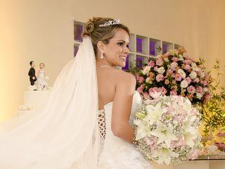 O casamento de Amanda e Halley 3