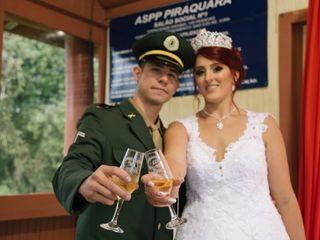 O casamento de Jessica e Maycon