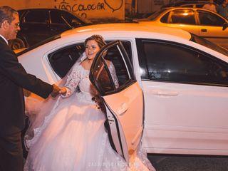 O casamento de Giselle e John 2