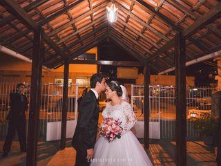 O casamento de Giselle e John
