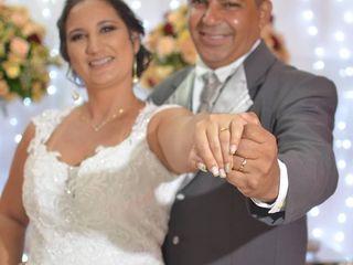 O casamento de Carmelita  e Daniel