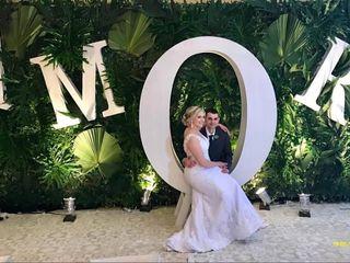 O casamento de Henrique Santos  e Anna Paula Melo