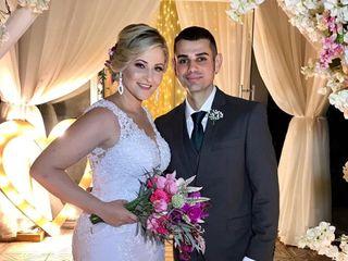 O casamento de Henrique Santos  e Anna Paula Melo 3