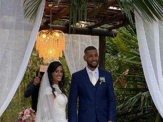 O casamento de Leonardo e Sara Vieira 3