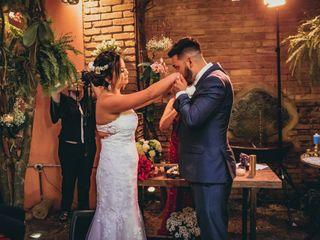 O casamento de Raissa e Gil 2