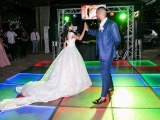 O casamento de Leonardo e Sara Vieira