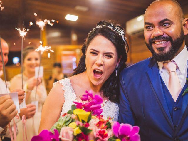 O casamento de Karen e Wermeson