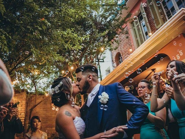 O casamento de Raissa e Gil