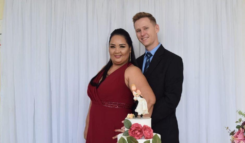 O casamento de Júlio César e Ana Carolina em Sorriso, Mato Grosso