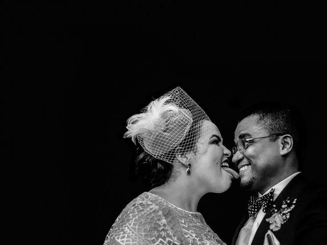 O casamento de Laíra e Wilton