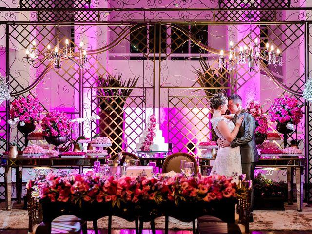 O casamento de Fernanda e Edésio