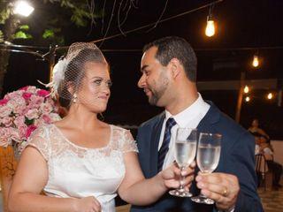 O casamento de Damiana e Felipe