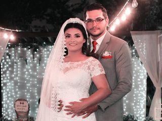 O casamento de Rosana Araújo e Marcos Rodrigues 1