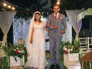 O casamento de Rosana Araújo e Marcos Rodrigues 2