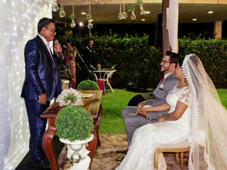 O casamento de Rosana Araújo e Marcos Rodrigues 3