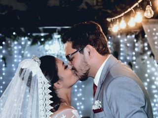O casamento de Rosana Araújo e Marcos Rodrigues