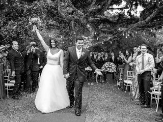 O casamento de Fernanda  e Fernando Kalil