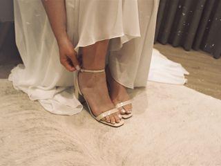 O casamento de Marina e Kam 3