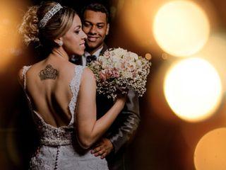 O casamento de Felipe e Renata