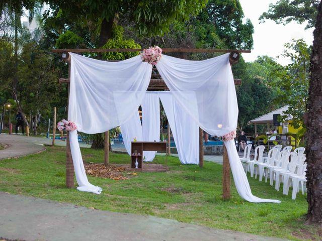 O casamento de Felipe e Damiana em Contagem, Minas Gerais 3