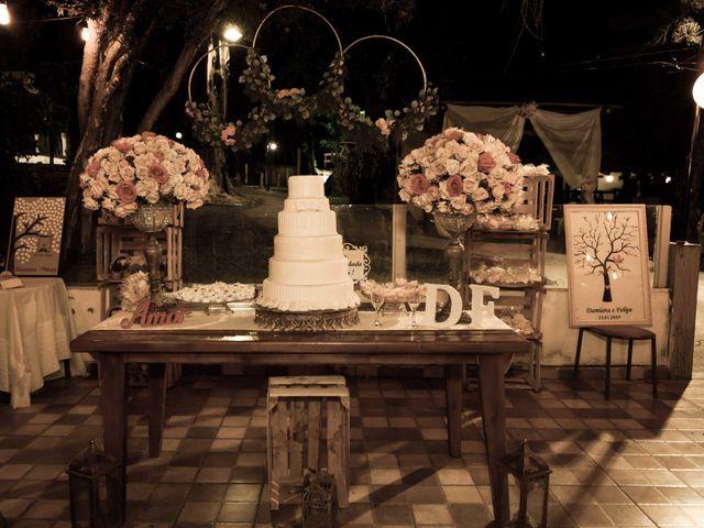 O casamento de Felipe e Damiana em Contagem, Minas Gerais 10
