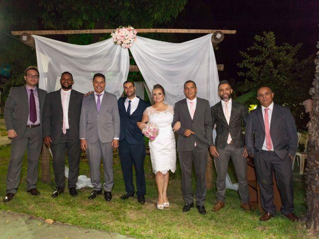O casamento de Felipe e Damiana em Contagem, Minas Gerais 58