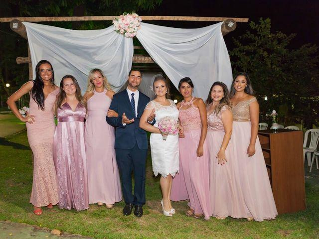 O casamento de Felipe e Damiana em Contagem, Minas Gerais 59