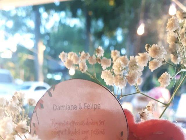 O casamento de Felipe e Damiana em Contagem, Minas Gerais 65