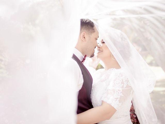 O casamento de Rita e Marcelo