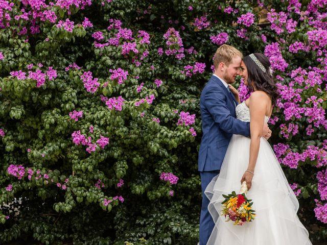O casamento de Thais e Greg