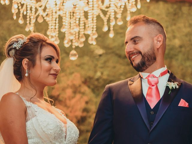 O casamento de Rubi e Tiago